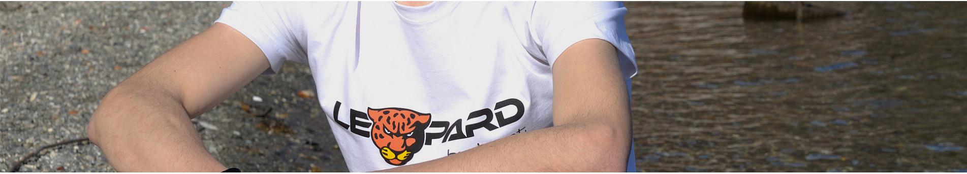 Leopard T-Shirt uomo
